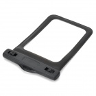 WP-06 Stylish Waterproof Pouch Bag for Samsung Galaxy S4 i9500 / Iphone 4 / 4S - Black