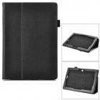 Protective Lambskin Case for Asus Memo Pad Full HD 10.1 ME302C - Black