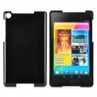 Protective ABS Back Case for Google Nexus 7 II - Black