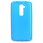 Protective Platic Back Case for LG Optimus G2 - Blue