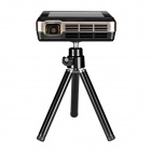 "7RT Wizz Pro tragbare 5,0 ""HD Touch Screen Android 4.0 Smart-Mini Projector w / Wi-Fi / HDMI / USB"
