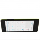 "XIAOCAI X9 Quad Core Android 4.2 WCDMA Bar Phone w/ 4.5"" OGS IPS, 1GB RAM, 4GB ROM, GPS - Green"