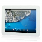 "COLORFLY CT801 8.0 ""IPS Quad Core Android 4.2.2 Tablet PC w / 1GB RAM, 16GB ROM, TF, OTG - Weiß"