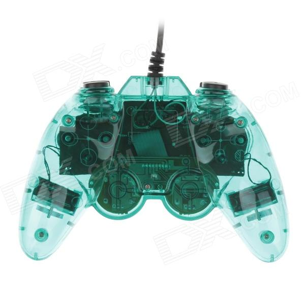 Microkingdom 870S Wired Dual-Shock USB Game Stick Controller for PC ...