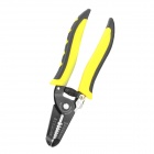 WLXY WL-4021 0.6~2.6mm Electrician Lineup Plier / Wire Stripper - Yellow + Black