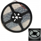 IP67 Waterproof 72W 2200lm 6500K 300-5050 SMD LED White Light Flexible Strip Lamp (12V / 5m)