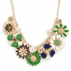 SHIYING A06208 Zinc Alloy Necklace for Women