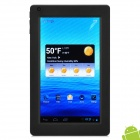 "Nextbook NEXT7S Android 4.0 Tablet PC w/ 7"", RK2918, 512MB RAM, 4GB ROM - Black"