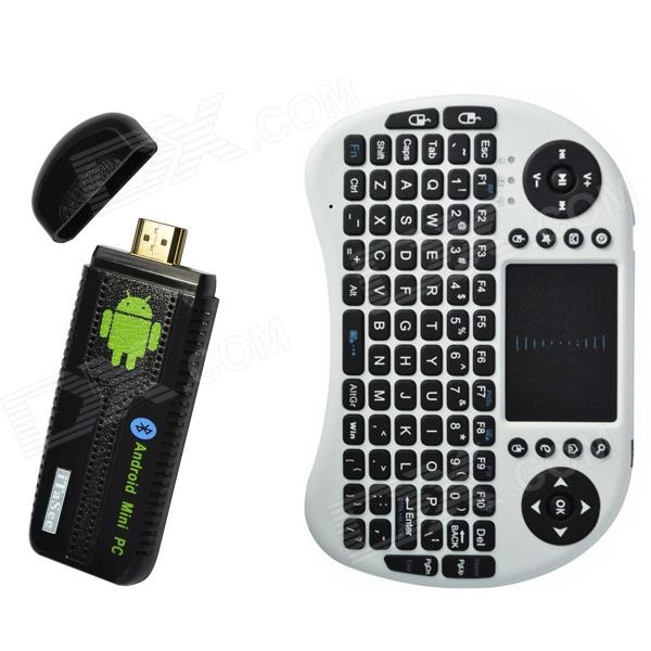 iTaSee UG007II Dual-Core Android 4.2.2 Google TV Player w/ 1GB RAM, 8GB ROM, i8 Air Mouse (US Plug)