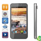 "Mysaga M1 Android 4.2 Quad-Core WCDMA Bar Phone w/ 4.5"" Capacitive Screen, Wi-Fi and GPS - Black"