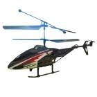Wi-Fi 3.5-CH Iphone RC Real-Time Display Helicopter w/ Gyro / Camera - White + Black (Medium)