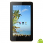 """CONNECT-ME KLM-712 7"""" Dual Core Android 4.2 Tablet PC w/ 512MB RAM / 4GB ROM / HDMI - Golden + Black"""