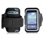 Waterproof Armband Case for Samsung Galaxy S4 Mini i9190 - Black