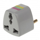 Songying Compact Universal EU Travel Power Plug Adapter - Grey