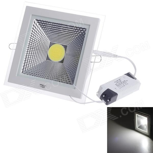 ZiYu ZY-0825-009 15W 1050lm 6500K LED White Light Square Ceiling Lamp - White (AC 100~265V) what s your mba iq