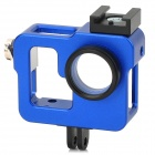 Fat Cat C-C35 CNC Aluminum Alloy Extension Metal Heat-sink Case w/ UV Lens for GOPRO Hero 3 / 3+