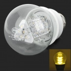 BYD GL-19AA E27 2W 100lm 3000K 33-5050-SMD Warm White Light LED Bulb (100-250V)