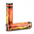 TrustFire 3.7V 2800mAh Li-ion 18650 Batteries - Red + Black + Golden (2 PCS)
