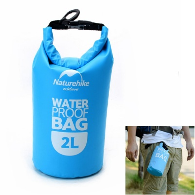 Naturehike Outdoor Waterproof Bag / Moisture Barrier Bag - Blue (2L)