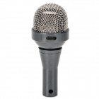 Cool Microphone Style 3W Speaker - Black + Silver