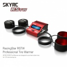 SkyRC SK-600064-01 Racing Star RSTW Tire Warmer for 1/10 Touring Car - Red