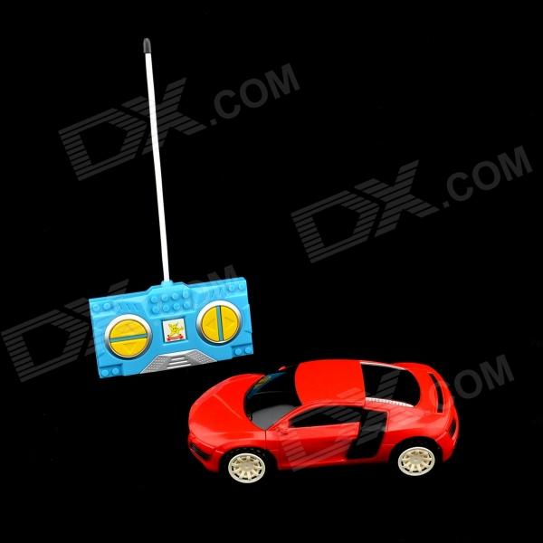 2-CH R/C 1:24 Assembly Racing Car - Red (40MHz / 3xAA + 2xAA)