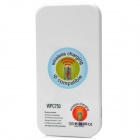 WPC750 Wireless Charger for Iphone / Samsung + Cellphone - White