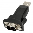 USB to RS232 Adapter with USB Extension Cable (41CM Length)