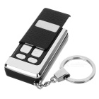 OUDI AD-88L 433MHz Slide Cover Wireless Remote Controller - Black + Silver