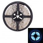 Buy Waterproof 66W 4800lm 300-SMD 5050 LED Ice Blue Flexible Car Decoration Light Strip (5m / 12V)