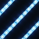 Waterproof 66W 4800lm 300-SMD 5050 LED Ice Blue Flexible Car Decoration Light Strip (5m / 12V)
