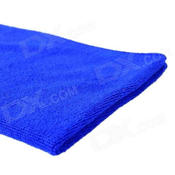 Merdia QPYP06C1 Microfiber Cleaning Cloths - Blue (160 x 60cm)