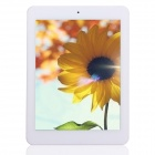 "TEMPO MS811 8"" Android 4.2 Quad Core Tablet PC w/ 1GB RAM, 8GB ROM, Wi-Fi, TF - White + Silver"
