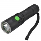SingFire SF-327 600lm 4-Mode LED Flashlight w/ Cree XM-L T6 - Black (1 x 26650)