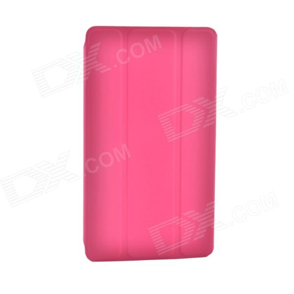 Protective PU Leather Case Cover w/ 3-Fold Stand for Asus ...