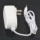 ALLFINE ZNC-008 AC Power Charger Adapter for Tablet PC - White (US Plug, 100~240V, 2.5 x 1.0mm)