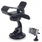 FLY S2234W-X Universal 360 Degree Rotation Car Holder Mount for MP4 / Mobile / GPS / PAD - Black