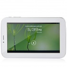 "F815 7"" Android 4.1 GSM Tablet PC w/ 512MB RAM, 4GB ROM, Dual-Camera, Bluetooth, Wi-Fi - Red + White"