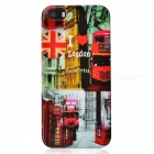 Big Ben Pattern Stylish Plastic Back Case for Iphone 5 - Multicolored