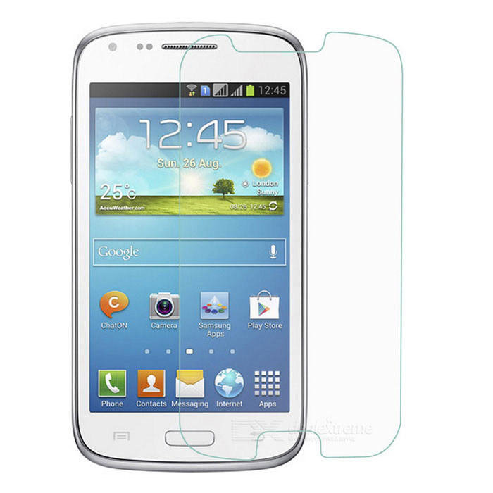 Pudini WB-I8260 Protective Clear Screen Protector Film for Samsung Galaxy Core i8260 - Transparent