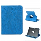 Stylish Flip-open PU Leather Case w/ Holder + 360' Rotating Back for Samsung Galaxy Tab 3 10.1 P5200