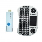 iTaSee QT800 Dual-Core Android 4.2.2 Google TV Player w/ 1GB RAM, 4GB ROM, I8 Air Mouse (EU Plug)