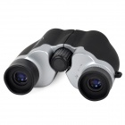 SKYTRAX 12X25 Magnification Clear Binoculars Telescope - Black