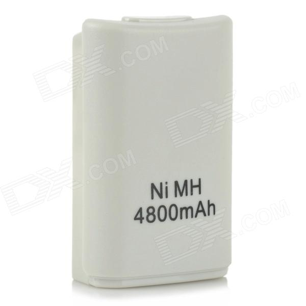 4800mAh Rechargeable Battery Pack for Xbox 360 Wireless Controller