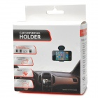 Car Universal Holder Mount for MP4 / Cellphone / GPS / PDA - Black+Red