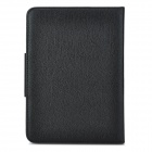 80-Key Bluetooth 3.0 Wireless Keyboard w/ PU Leather Case for Samsung Tab 3 P5200 - Black