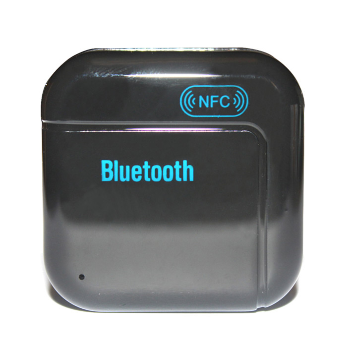 H-266 Bluetooth Music Receiver w/ A2DP / NFC - Black