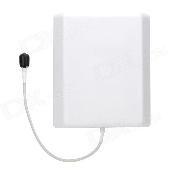 SGR7 Indoor Wall-Mounted Directional Antenna - White + Silver