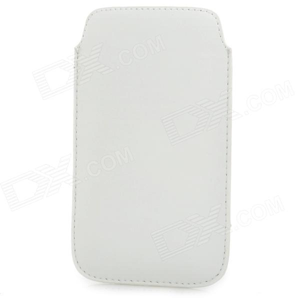 Protective PU Leather Case for Samsung Galaxy Note 3 N9000 - White