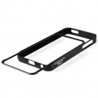 Zomgo Pull-out Protective Aluminum Alloy Bumper Frame for Iphone 5 - Black